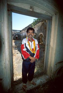 f361cd08e73 I Januari var Stefan i Indien tillsammans med vår goda vän, P.K:  Mahanandia. För 25 år sedan blev P.K. kär i en svensk tjej, Lotta.